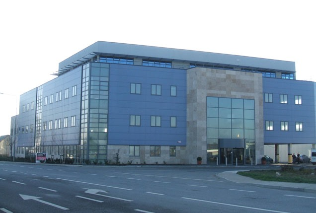Corporate Windows Doors Commercial Glazing Suppliers Dublin