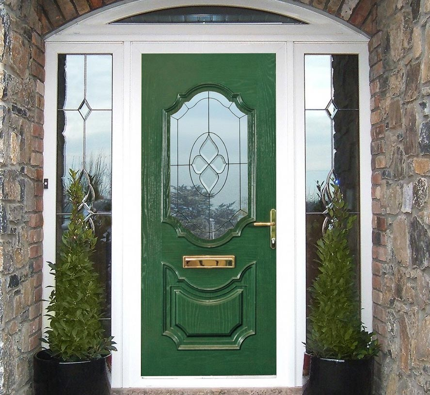 Front Door to match any home